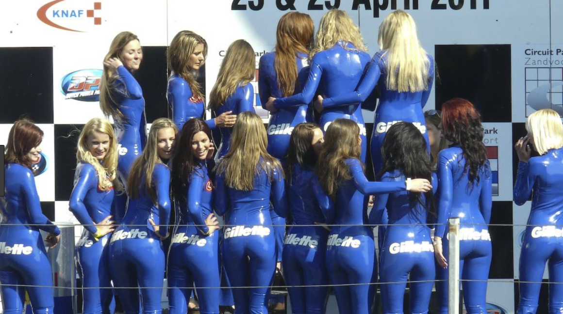 Gillette girls